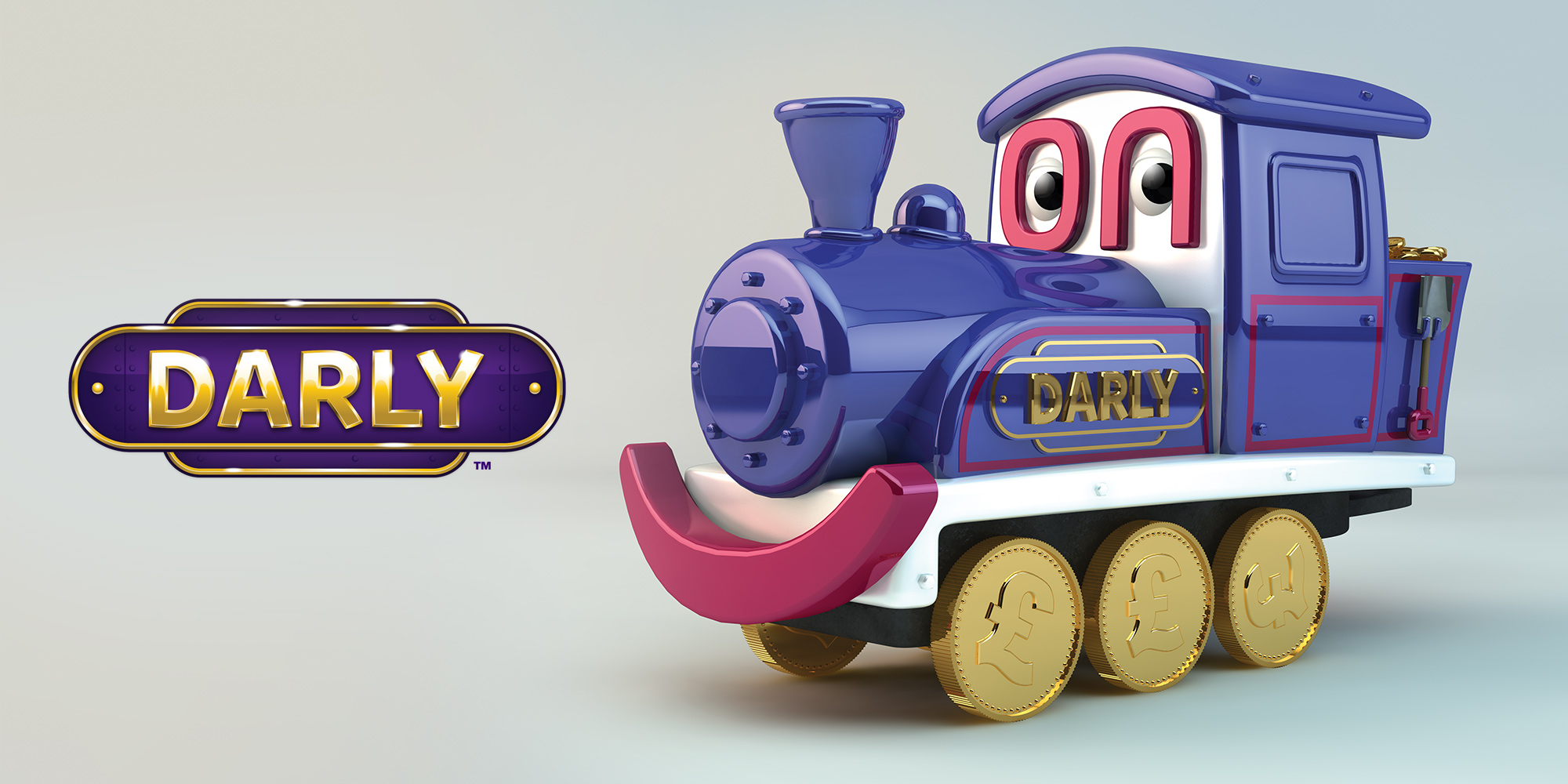 Darly-Train