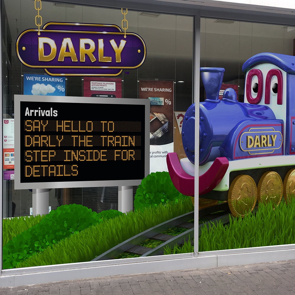 Darly Campaign