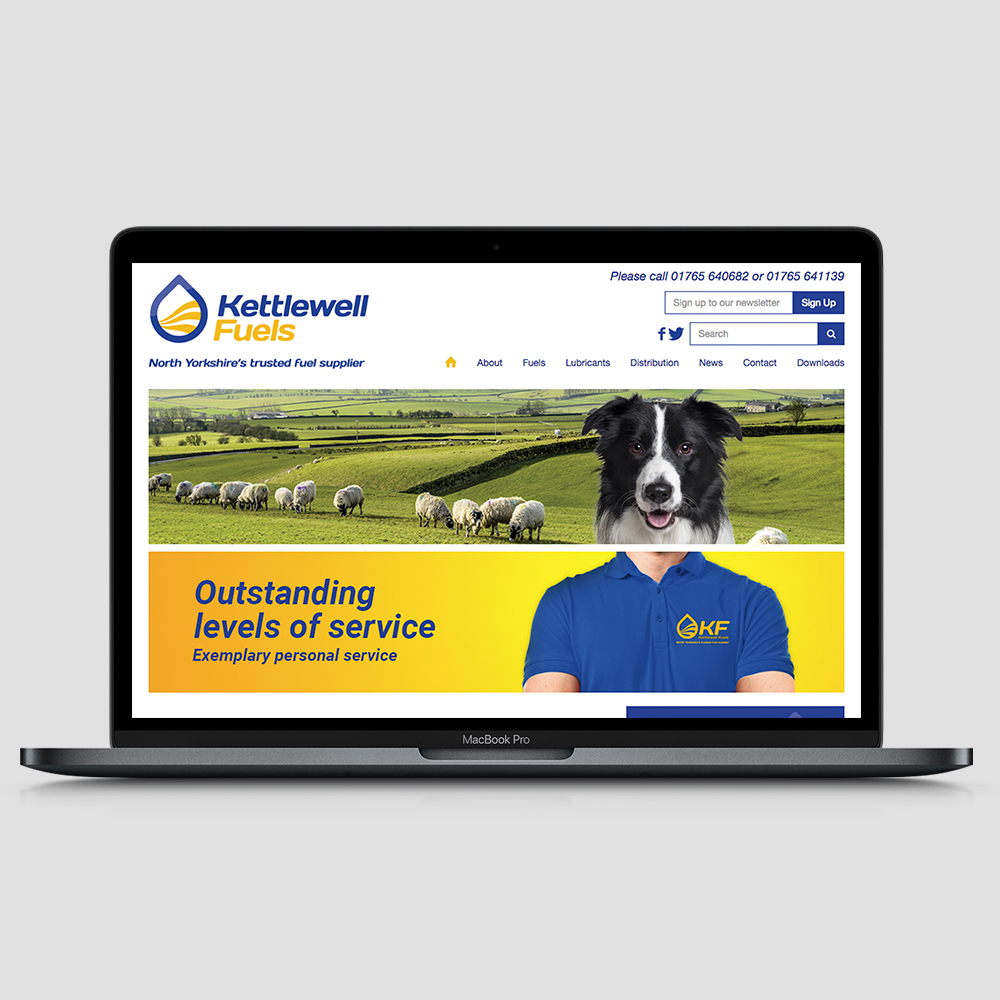 Kettlewell Fuels Website