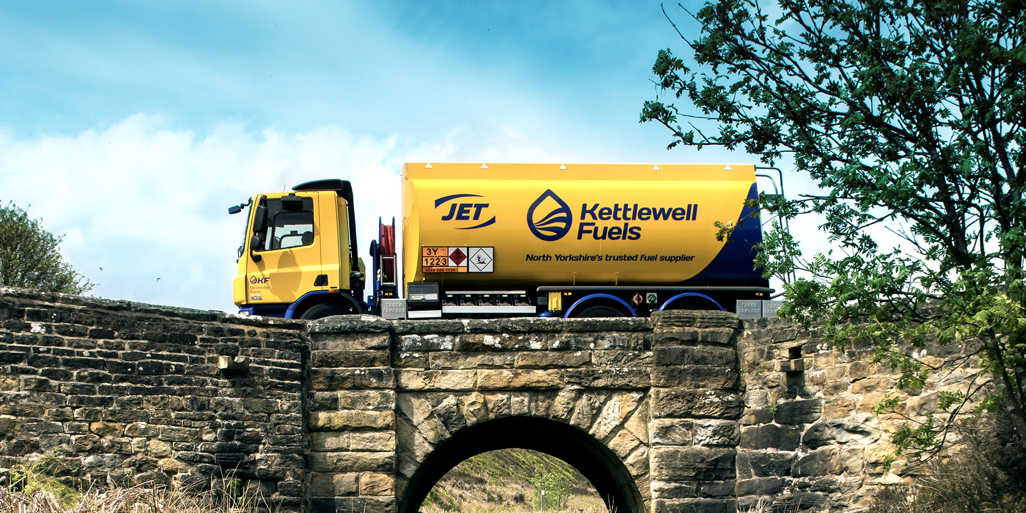 Kettlewell Fuels Truck